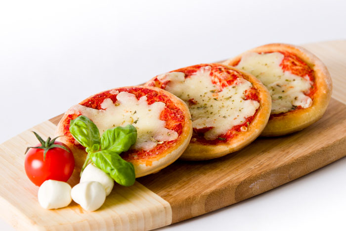 pizzette pane